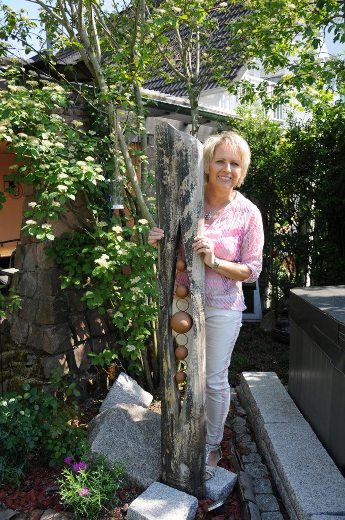 Energietherapheutin Elke Fuchs