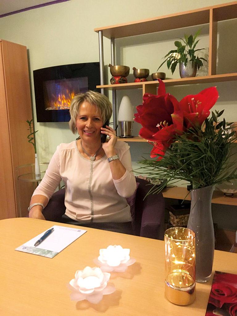 Telefonsitzung Energietherapie
